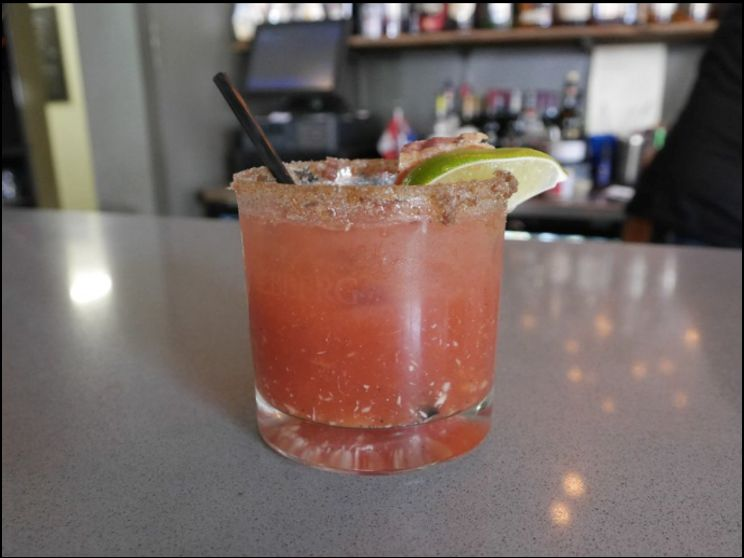 Californian Caesar Cocktails