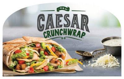 Creamy Salad-Stuffed Wraps