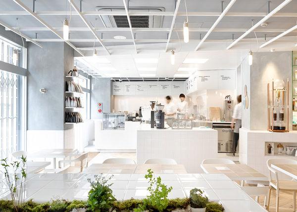 Laboratory Coffee Houses