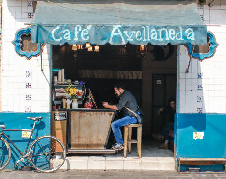 Authentic Mexico City Cafes