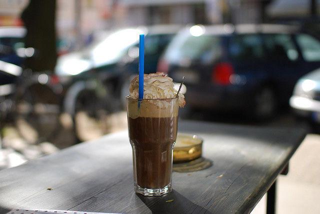 Honeyed Espresso Drinks
