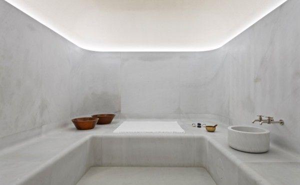 Minimalistic Luxury Spas