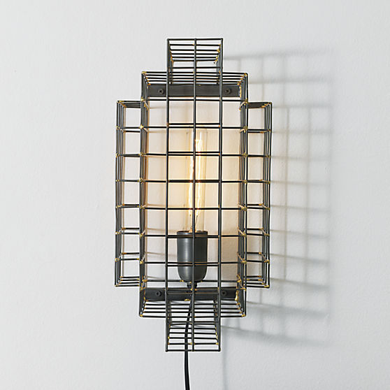 Gridded Metal Illuminators