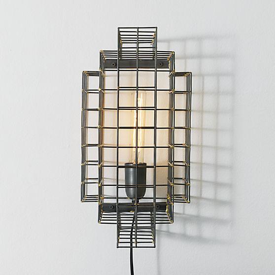 Gridded Metal Illuminators