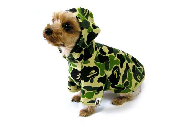 Canine Hipster Clothing