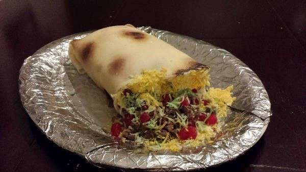 Deceitful Burrito Cakes