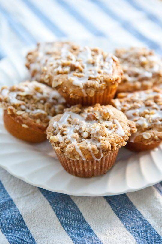 Caffeinated Cake Muffins