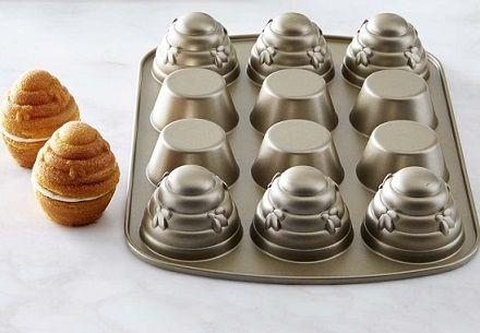 Beehive Cake Pans
