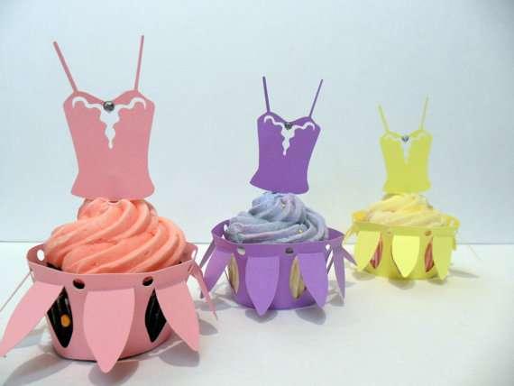 Kooky Cupcake Sleeves