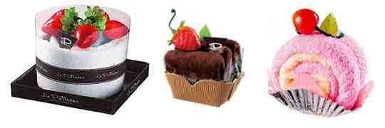 Functional Fake Desserts