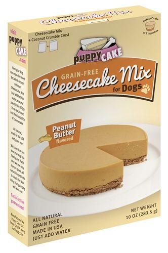 Canine Cheesecake Kits