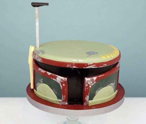 Star Wars Helmet Treats