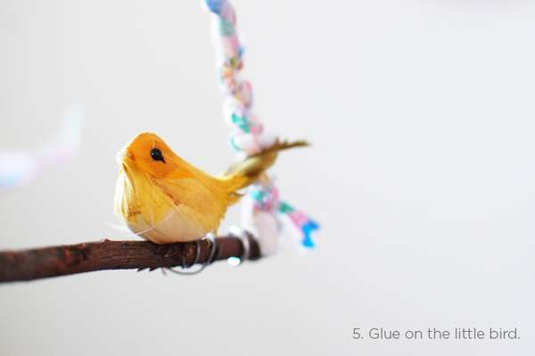 DIY Twig Decorations