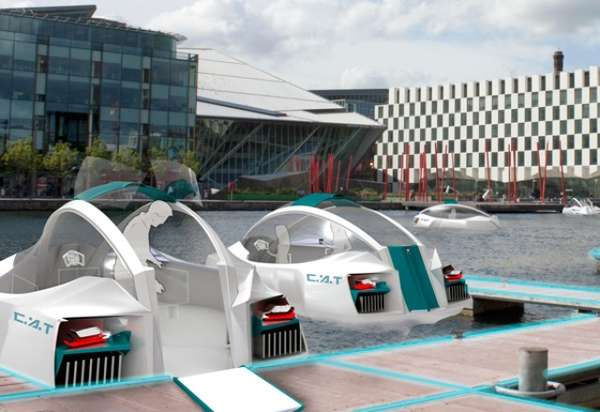 Automated Aquatic Taxis