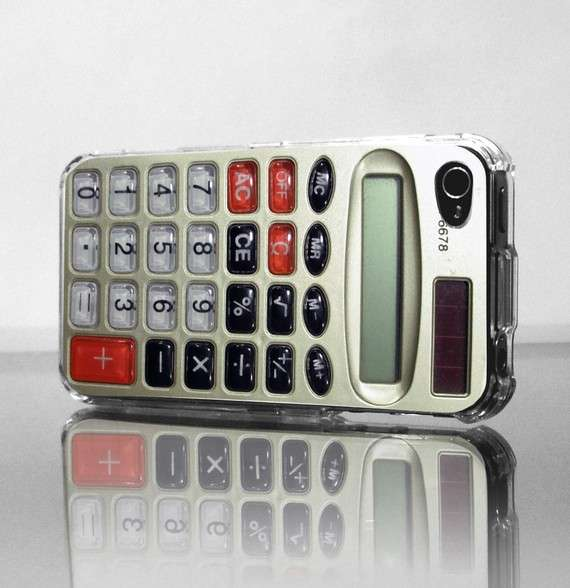 Calculater/Iphone Case