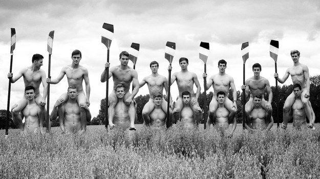Naked LGBT Calendars