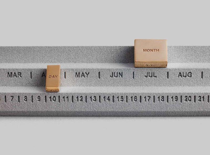 High-Fashion Calendar Designs