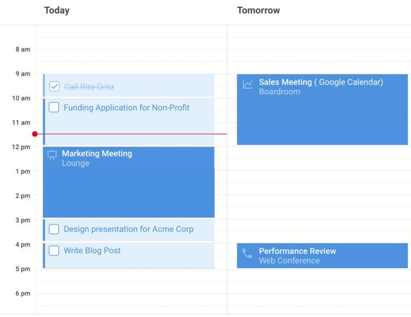 Task-Shifting Productivity Tools