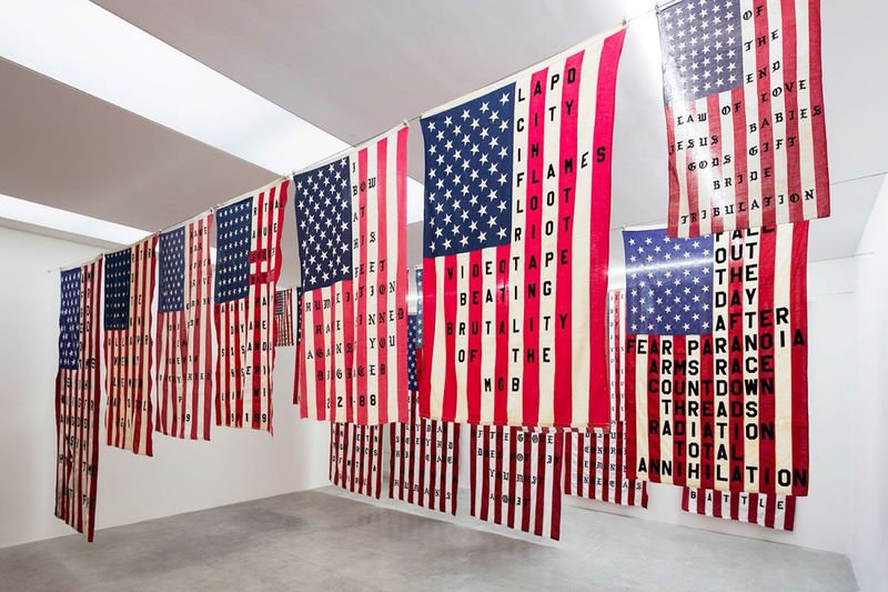 Political Art Exhibitions
