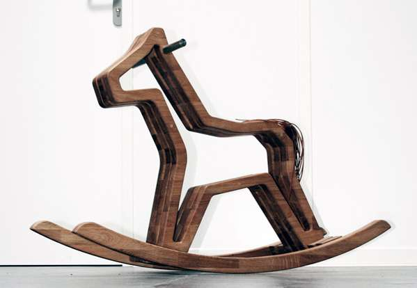 Calidu Rocking Horse