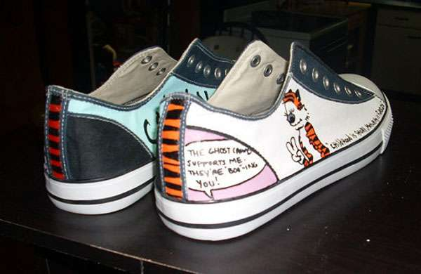Comic Strip Kicks