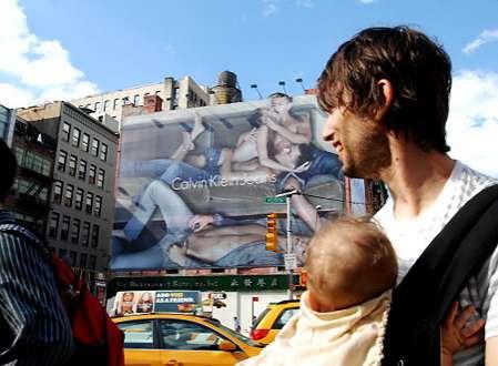 Billboard Threesomes