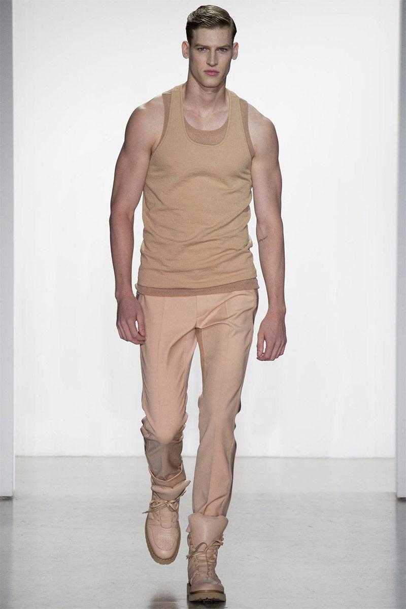 Minimalist Military Menswear