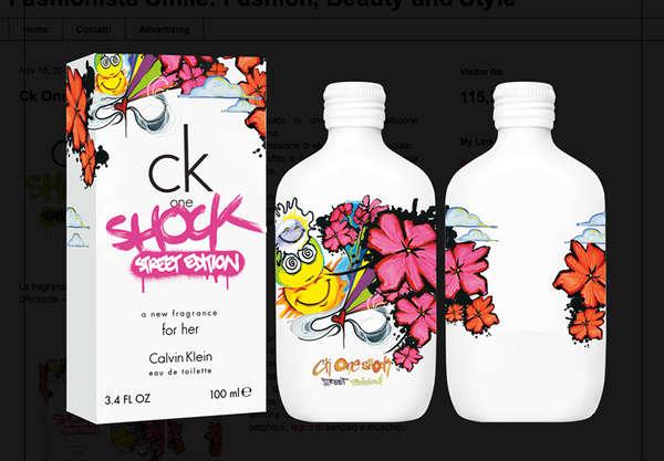 Graffiti Fragrance Branding