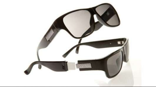 Data Storage Sunglasses