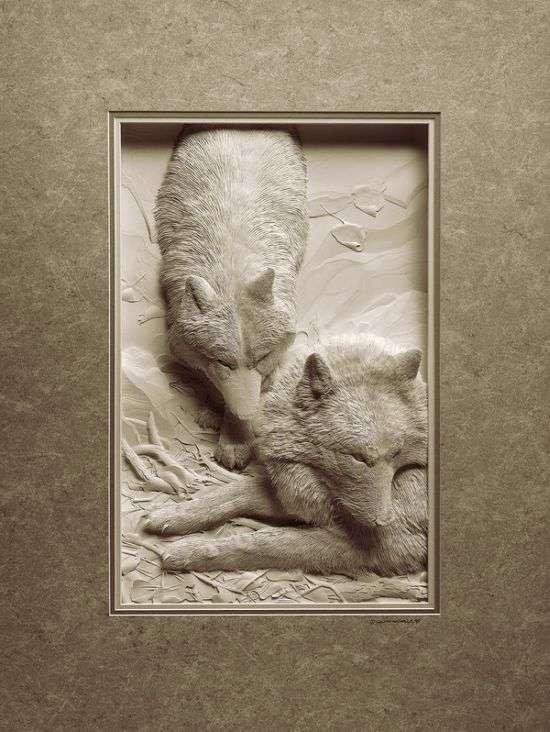 Spectacular Paper Sculptures (UPDATE)