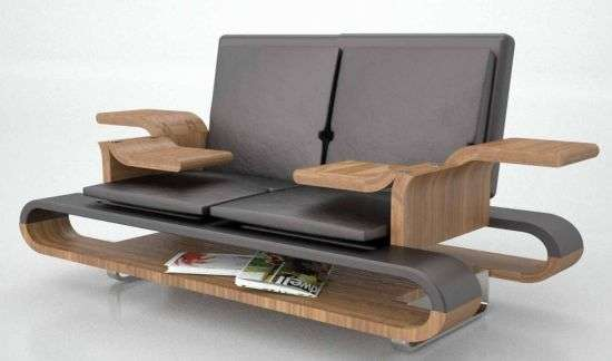 Modern Bookworm Seating