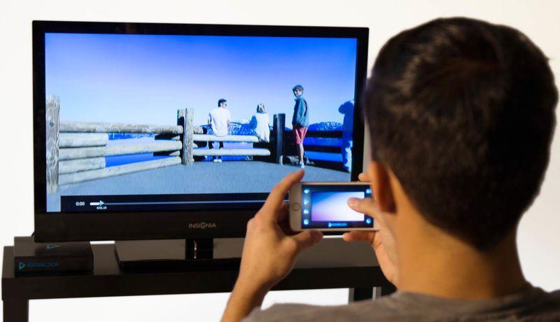 Television-Based Video Editors