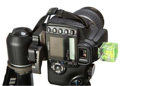 Camera Level Cubes
