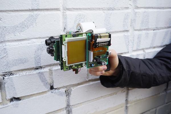 8-Bit Camera Guns