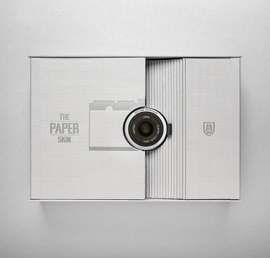 Integrated Camera Packaging