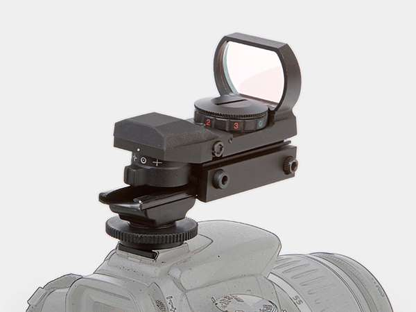 camera red dot sight