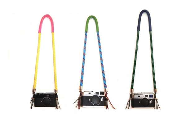 Bright Scottish Camera Straps