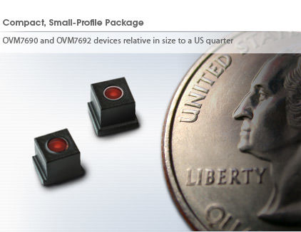 Global shutter camera solutions cameracubechip for Worlds smallest hd projector