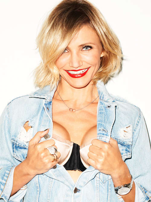 Cameron Diaz by Terry Richardson