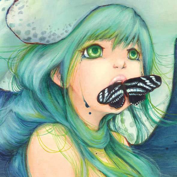 Mystifying Mermaid Art