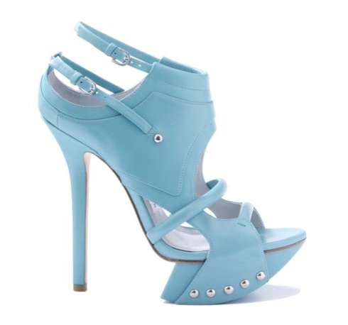 Razor-Edged Heels