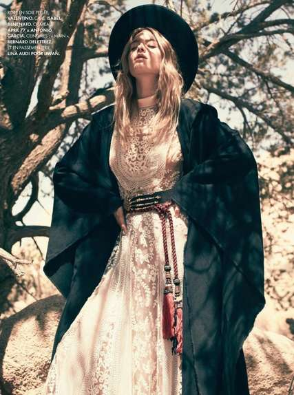 Desert-Ready Boho Fashion