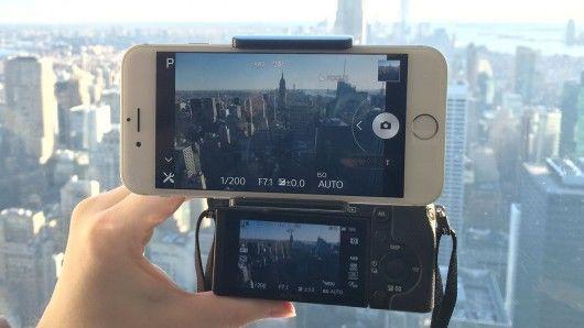 Connective Camera Mounts