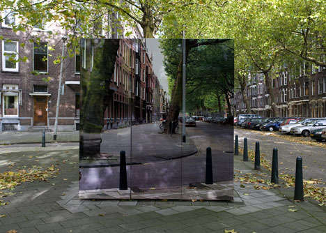 Concealed City Art Installations