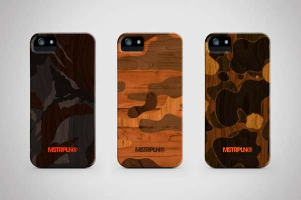 Woodgrain Camouflage Products