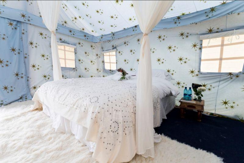 Lavish Festival Accommodations