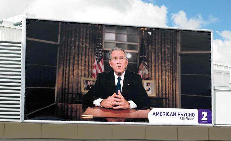 Controversial TV Campaign