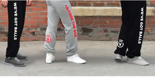 Cancer-Fighting Sweatpants