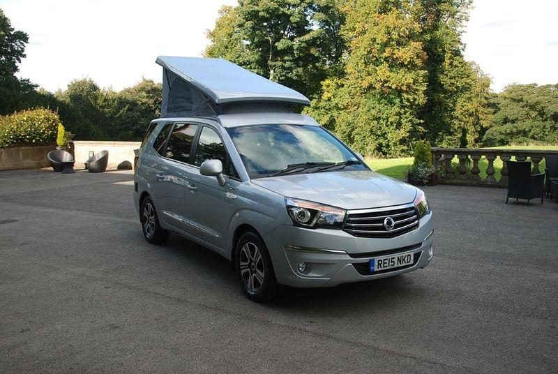 Affordable Camper Vans
