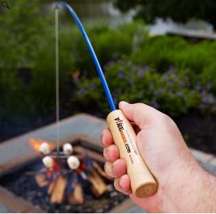 Campfire Fishing Rods